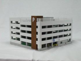 公共施設、商業施設模型